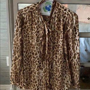 J Crew Blouse Top Shirt